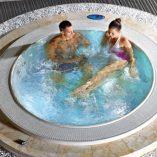 Round Hot Tub Mexico