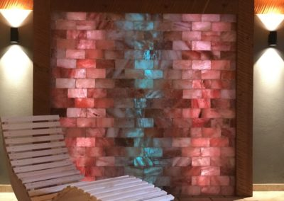 Europa hotel spa salt wall