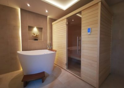 Private sauna – Dubai