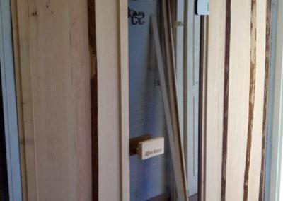sauna tavole di betulla