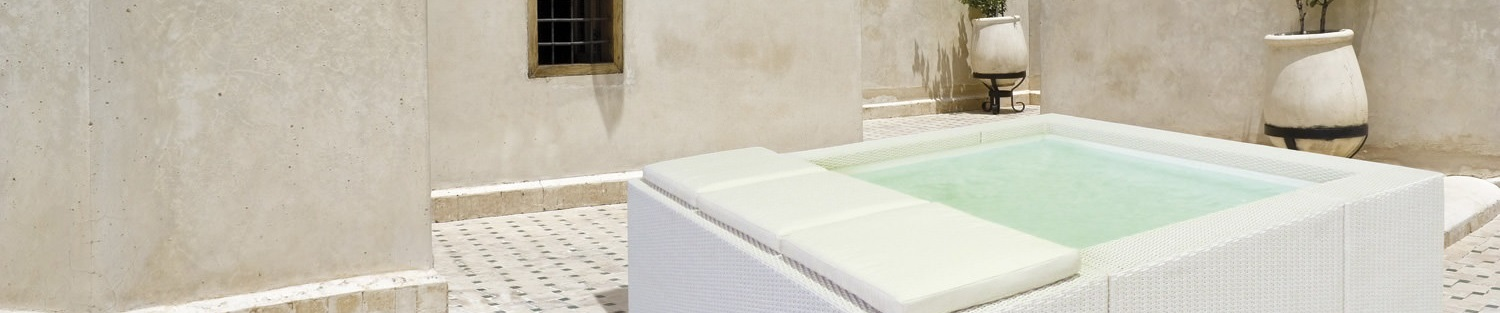 Jacuzzi made in Italy