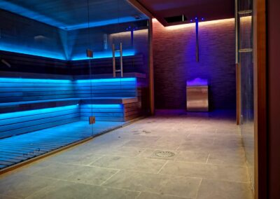 Public SPA for major hotel on Garda lake (Italy)