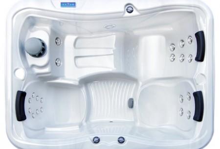 3-Seat Hot Tub Montecarlo