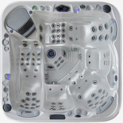 5-Seat Hot Tub Olimpo
