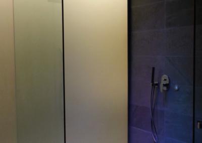 doccia emozionale per stanza relax