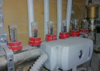 heating system hammam