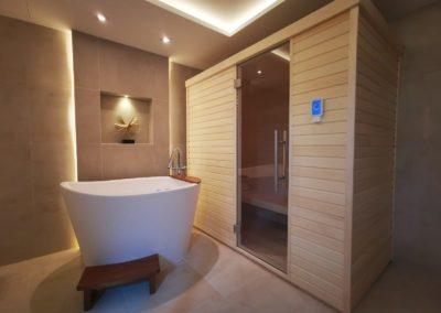 Private sauna – Dubai