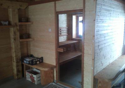 sauna abete