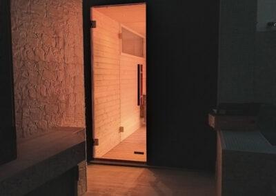 outddor sauna