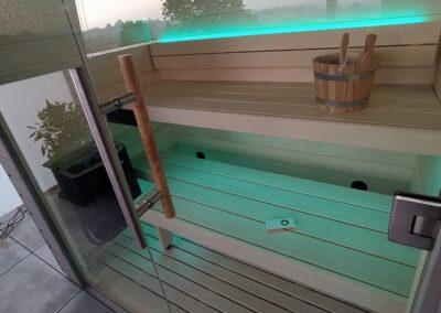 sauna terrazzo133