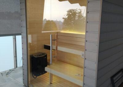 sauna terrazzo155