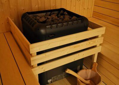 stufa sauna